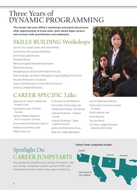 resume workshops msu 14105 partners for success print