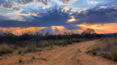 Landscape Pictures Of South Africa S 252 Dafrika Namibia Sonnenuntergang Landschaft Wolken