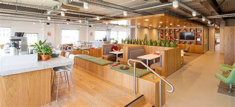Creative Office Design by Office Space Richmond Melbourne Spaces