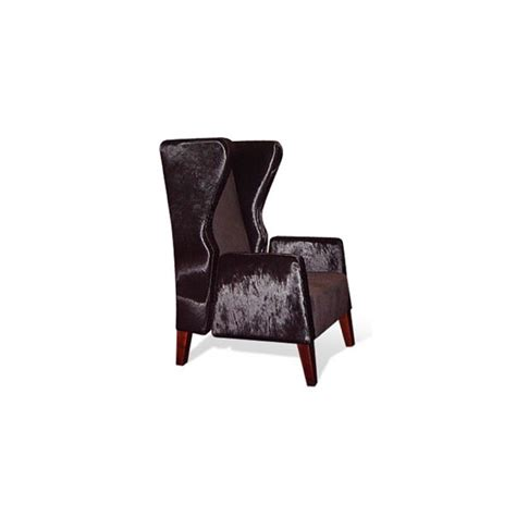 Purple Upholstered Chair by Monge Purple Upholstered Chair From Ultimate