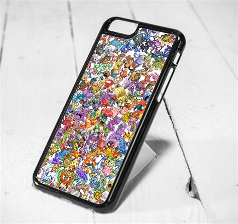Casing Hp Cover Iphone 5 5s 5c 6 6s 6 Plus 6s Plus Armor all characters protective iphone 6 iphone 5s
