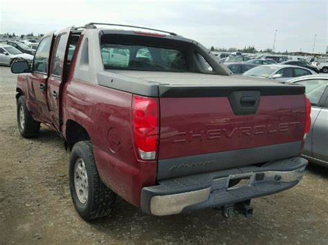 2005 chevrolet avalanche c1500 5 3l l59 complete changeover engine subway truck parts inc