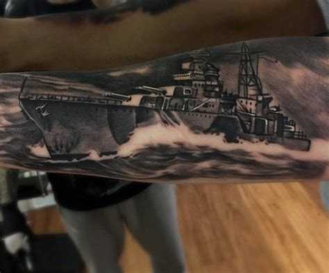 navy ship tattoo designs 100 tattoos for memorial war solider designs
