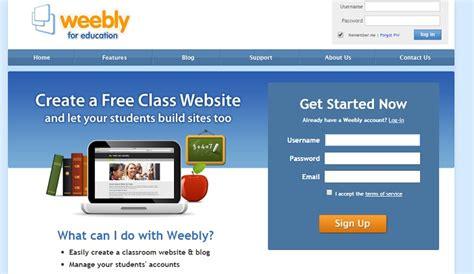 how to create a free weebly site 187 webnots 191 c 243 mo crear un sitio web para tu clase usando weebly