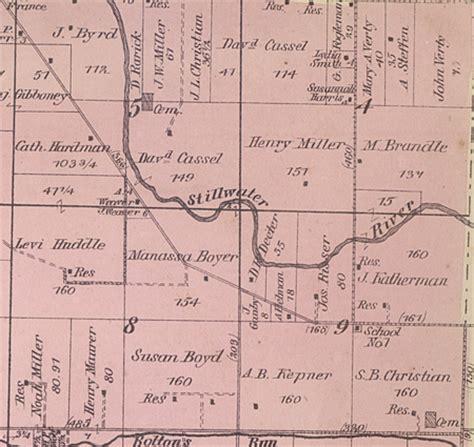adams county section 8 john b miller 1799 1853