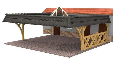 carport zeichnen flachdach carport individuell preiswert hier planen mit