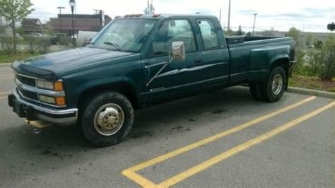 find used 1997 chevy 3500 flatbed 8 aluminum bed 7 4 liter engine in medina ohio united states find used 1997 chevroletc k pickup 3500 dually 6 5 liter v8 diesel in clarkston michigan
