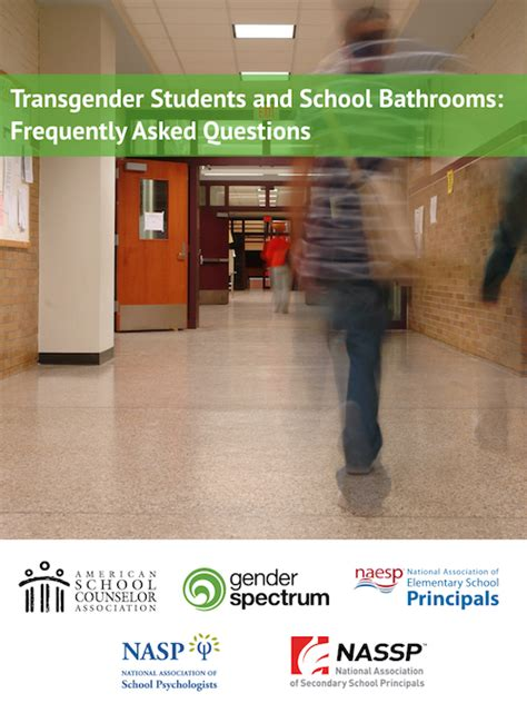 Transgender School Bathroom New Resource On Supporting Transgender Students Naesp