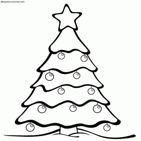 arbol de navidad pintado dibujos de rboles de