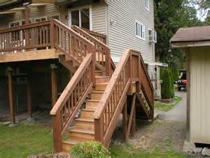 Outside Stairs With Landing by Stairs With Split Landing Home On The Key Pinterest