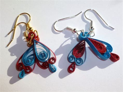 quilling teardrop tutorial 1000 images about quilling jewelry on pinterest paper