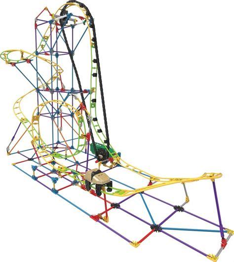 roller coaster swing k nex education stem sets roller coaster or swing ride