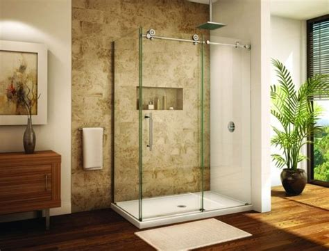 Sliding Shower Doors For Small Spaces Pin By Joanne Lukacher On For The Home Pinterest