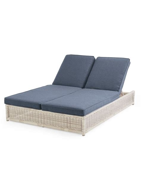 double chaise lounge cushions replacement outdoor double chaise lounge cushions replacement wicker