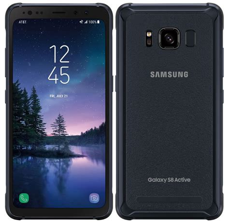 Samsung S8 Active Samsung Galaxy S8 Active Rugged Smartphone With 4000mah