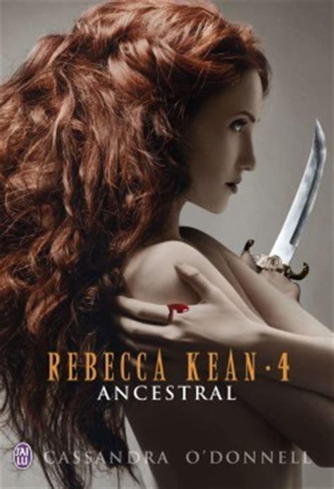 ancestral rebecca kean   cassandra odonnell