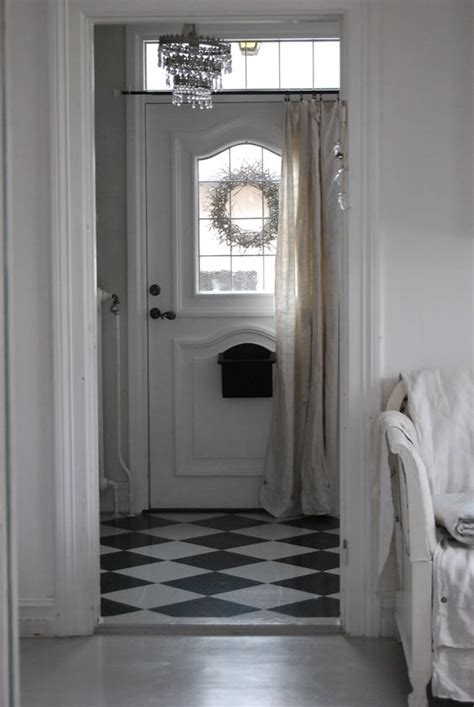 french country curtain rods front door love the curtain on it home pinterest