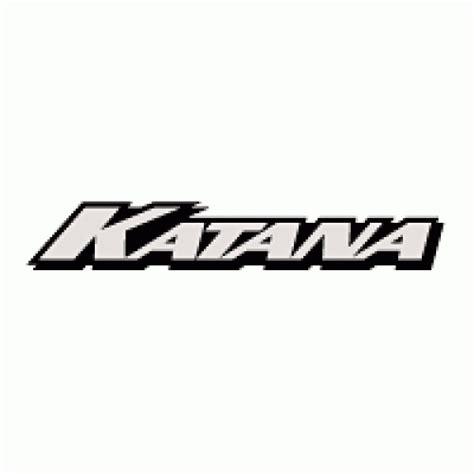 Suzuki Katana Logo Suzuki Katana Stickers