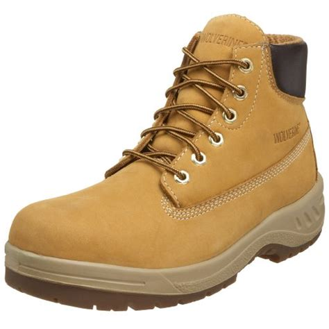 mens work boots cheap cheap wolverine s gold chukka waterproof