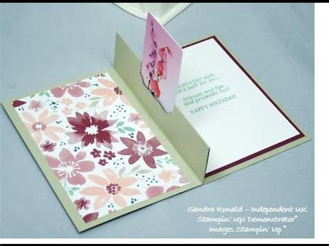 Gift Card Handmade - gift card holder tutorial part 2 sandrar uk stin up