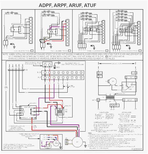 exelent goodman furnace wiring diagram inspiration