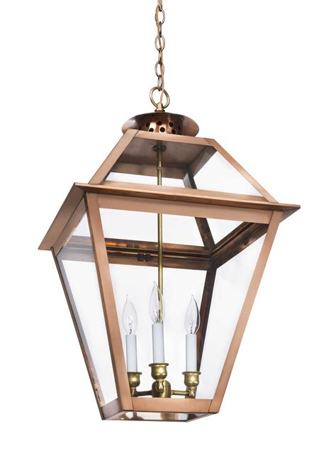 copper lantern pendant light the charleston collection ch 41 hanging light lantern