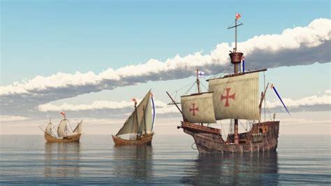 los barcos de cristobal colon la pinta la ni 241 a y la santa mar 237 a las tres carabelas de