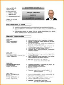 Modele Cv Directeur Commerciale