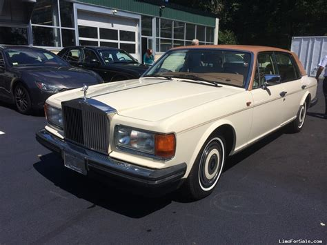 antique rolls royce used 1991 rolls royce silver spur antique limo