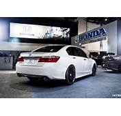 2013 Honda Accord Coupe &amp Sedan At Sema  9th Generation Civic