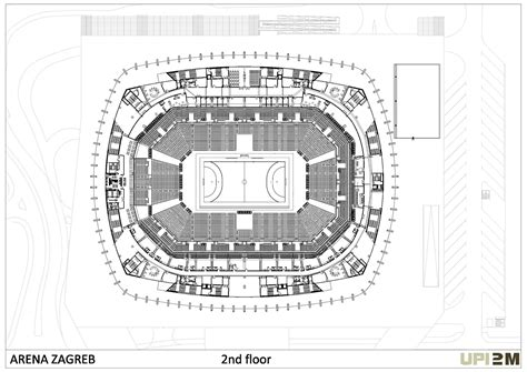 arena floor plan gallery of arena zagreb upi 2m 40