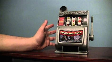 Mini Slot buckaroo bank mini slot machine
