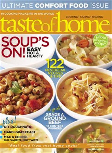 ecobonus free subscription to taste of home organic