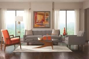Mid Century Living Room Set Seating 101 Choosing Between Sofa Styles
