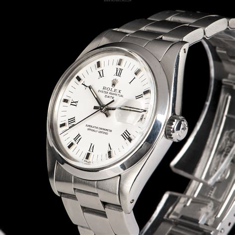 Confidence Oyster rolex perpetual date