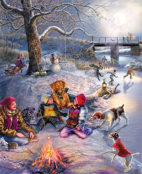 printable winter jigsaw puzzles winter places jigsaw puzzle puzzlewarehouse com