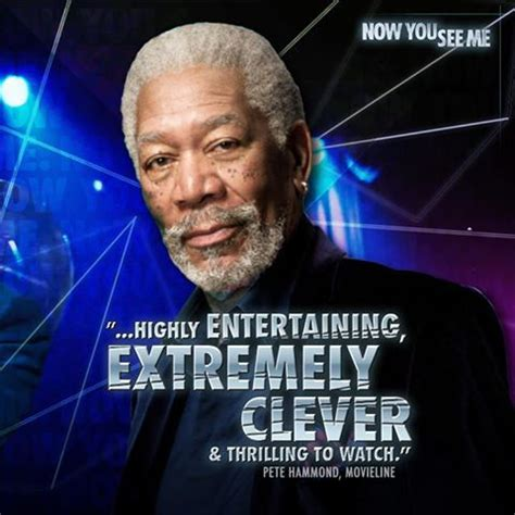 freeman in now you see me the impact now you see me come in closer