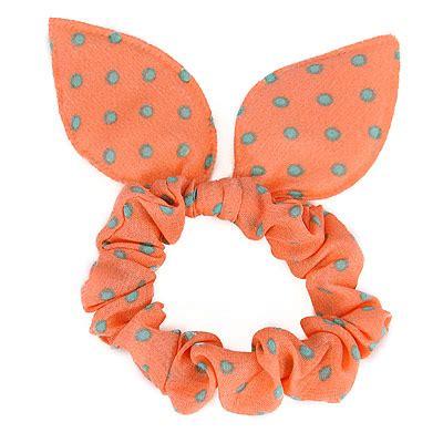 Bando Bowknot Decorated Flower Pattern Design 6 pink dot patttern bowknot shape design asujewelry