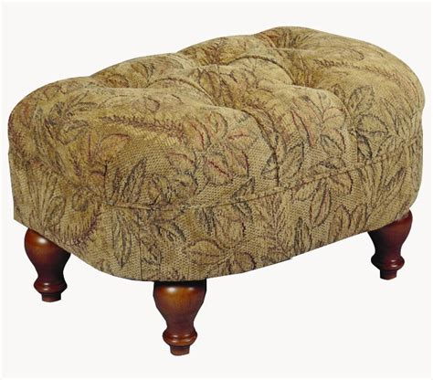 Best Home Furnishings Ottomans Plush Rectangular Cushioned Cushioned Ottoman