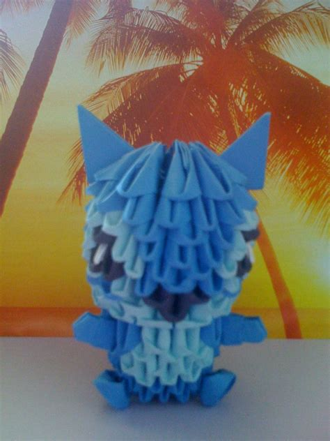 3d origami stitch tutorial 3d origami stitch by penguin4213 on deviantart