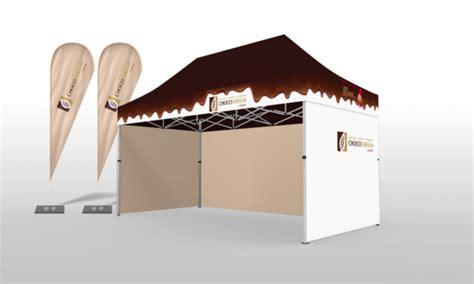 pavillon 2x4 faltpavillon 2x2 bedruckt ist ein idealer info pavillon