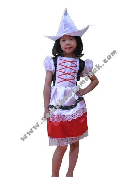 Kostum Internasional kostum negara belanda sewa kostum anak di jakarta