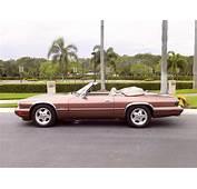 1995 Jaguar XJS CONVERTIBLE For Sale 94899  MCG