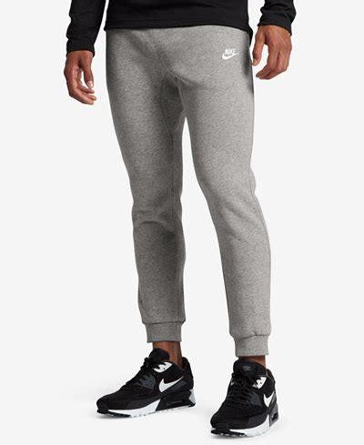 Black Joger Azhima 8 nike s fleece jogger activewear macy s