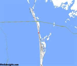 gasparilla island map
