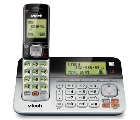 Home Phone by Home Phone Makeover With Vtechhubofhome Vtech 174 Cordless