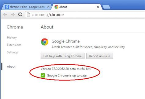 google section 8 quick guide to install google chrome 64 bit for windows 8 7