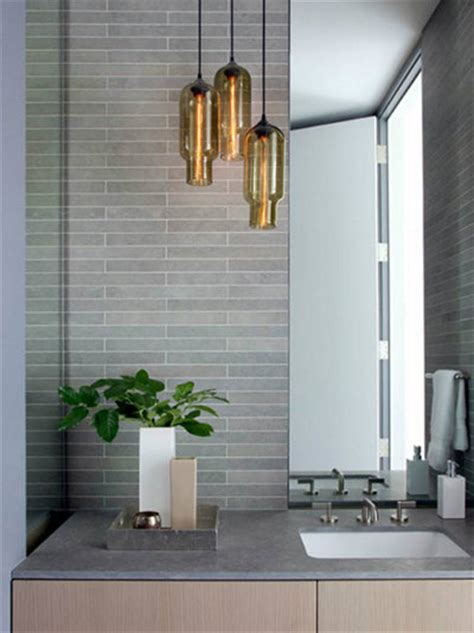 top 6 favorite bathroom pendant lighting installations