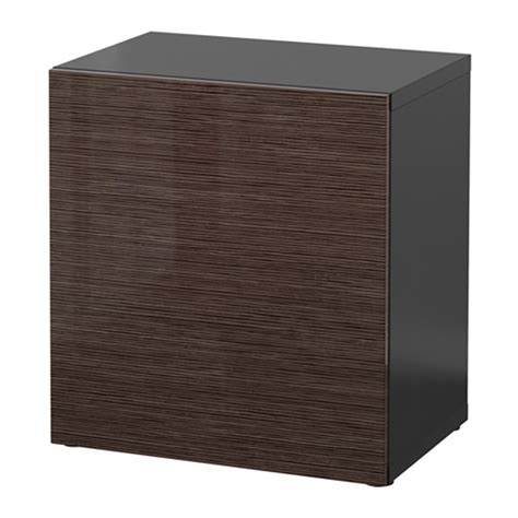 besta shelf unit best 197 shelf unit with door black brown selsviken high