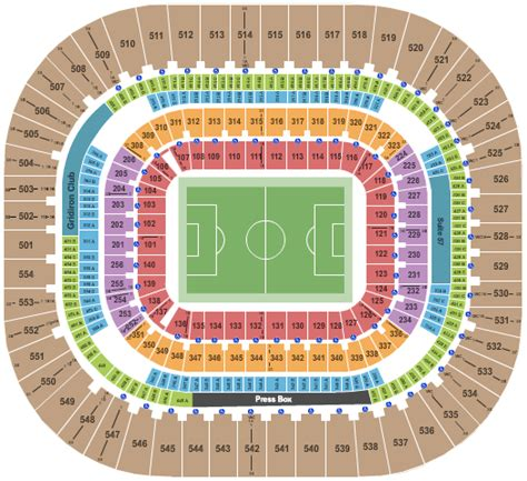bank of america stadium seat map bank of america stadium tickets nc bank of
